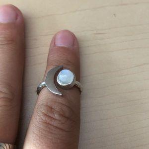moonstone ring!